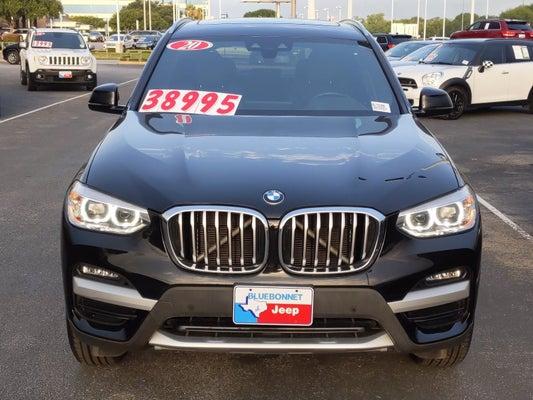 2020 Bmw X3 Xdrive30i Stock Nlt31906 Near San Antonio